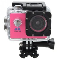 Wholesale Outdoor Roller - Action camera 4K sport camera Wifi action cameras Go SJ9000 Waterproof Pro DV Outdoor For bicycle Camping Diving support TFcard