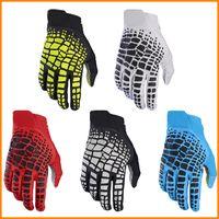 Wholesale Motocross Biking Gloves - Motocross Mountain Biking Outdoor Gear Long Finger Riders Racing Gloves