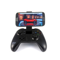 Wholesale controller compatible games online - iPega PG Wireless Bluetooth Game Controller Gamepad Joystick Compatible with MTK For Samsung HTC Xiaomi Android Mobile Phone Tablet