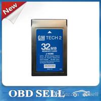 Wholesale Tech 32 Mb Card - 32MB Card for Opel  GM  SAAB ISUZU Suzuki Holden Original gm tech2 32mb card , gm tech 2 flash 32 mb pcmcia memory card