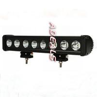 "Wholesale Trailer Work Lights - 15"" 80W Cree LED Light Bar Working Light Bar Flood   Spot Beam Tractor Truck Trailer SUV Offroads Boat Super Bright"