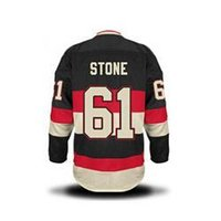 Wholesale W Ice - 2016 new, #61 Mark Stone Women's Jerseys Ottawa Embroidery Lady's Ice Hockey Jerseys S To XXL Any Name and Any Number Blue w