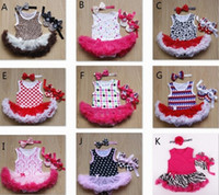 Wholesale Leopard Shoes For Babies - 11Pattern Baby Girls Cute Animal Print Romper Sets Summer Infant Flower Leopard Jumpsuit + Headband + Lacing Bow Shoes For 0-18M I4488