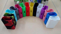Wholesale Evic Wraps - Istick 100w silicone case for protection colorful skin wrap for istick 100w VS Subox Mini IPV D2 cover IPV4s sleeve eVic VT case