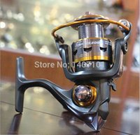 Wholesale Carp Spinning Reels - baitcasting reel daiwa reel ryobi fishing reels DK11BB 1000 ~ 6000 series ryobi zauber spinning fishing vessel carp reel