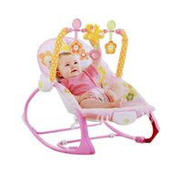 Wholesale Multi Function Chair - Baby multi-function electric rocking chair child massage chair