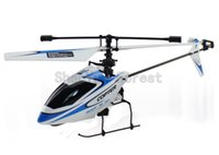 Wholesale V911 Blue - Wholesale-The new version V911 2.4G Stone Helicopter (Red Black Blue) Outdoor V911 and V911 plugs parts WL Toys