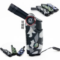 Wholesale Gas Barbecue Lighter - MF263 Camouflage Torch JET 1300 elbow barbecue BBQ lighter