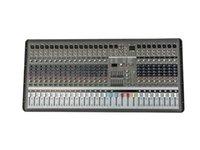 Wholesale Dvd Mixer - 650W*2 Professional PMR2460 Audio Powered Mixer 24 Channels Double 7 Graphic EQ Mezcladora De DJ