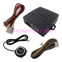 Wholesale Remote Starter Module - Smart Remote Start Car Module With Engine Start Stop Button 10 Minutes Countdown Stop Car And Have Hand Brake Testing Interface