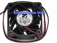 Wholesale Dc Fan Cooler Wire - Original ARX FD1240-A2041D 40*40*20MM DC Cooling fan whit 12V 0.16A 40*40*20MM 2 Wires Hydraulic Bearing