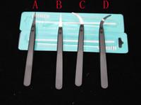 Wholesale Tweezer Types - RDA Assembly Tools Heat Resistant Tweezer Type Ceramic Tweezers Rebuild tool Heat Resistant ceramic Tweezers for RDA Atomizer