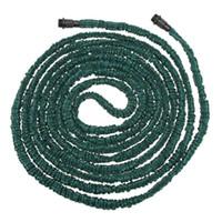Wholesale Expandable Flexible Garden Hose - Brand Anself Dark Green Magic Pipe75FT Flexible Ultralight Expandable Garden Hose Latex Material Watering Hose