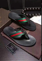 Wholesale boys striped - 2017 Summer Style Shoes Women Sandals Fashion Brand Slippers Flats Good Quality Flip Flops Sexy Flat Sandal Free shipping
