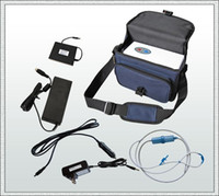 Wholesale Portable Oxygen Concentrator Batteries - Health Care Oxygen Concentrator Generator HOME Portable Oxygen Concentrator Generator Home Travel Car Oxygen Concentrator 3L With battery