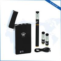 Wholesale Electronic Cigar Set - disposable electronic cigarette single set for e pard b vape pen equipped with 0.3ml 90mah battery capacity cigar