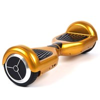 Wholesale Electric Scooters Smart Self Balance Wheels Skateboards Twist Twist Car With LED Light Two wheels Colors Smart Motor Free DHL Shipping