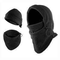 Wholesale leather masks - Free Shipping Winter Unisex Women Men Mask Hat Cap Sports Outdoor Camping Hiking