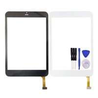 Wholesale White Window Panels - Wholesale- 7.9 inch Black White Touch Panel Glass Replacement MT70821-V3 for Window M3 mini 3 3G Version Free Shipping+ Tracking No.