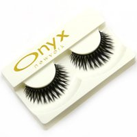 Wholesale Exaggerated Stage Makeup - Wholesale-1 pair false eyelashes exaggerated thick cross-stage makeup false eyelashes