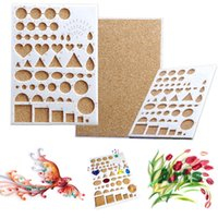 Scrapbooking clips Paper Quilling Template Mold Board Papercraft DIY Crimper Art Tool Scrapbooks scrapbook cutter scrapbooking clips