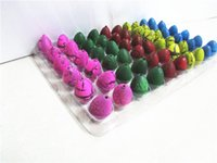 Wholesale Toys Dinosaurs Dragon - Kids Novelty Easter egg Dinosaurs Hatch eggs 2*3cm children dragon Dinosaurs toys Novelty Educational Learning Toys Children's day gift