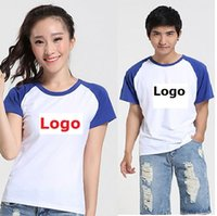 Wholesale Custom Make Wholesale Clothing - Custom Made Summer Autumn T shirts Polo Shirts Hoodies Men Womens Clothes DIY Your Own Logo Design