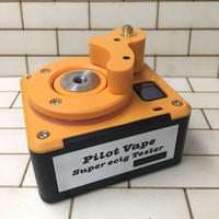 Wholesale Range Reader - Pilot Vape Ohm Reader Meter Resistance Tester For E Cigs 521 Tab OLED Screen 0.3-9.99V 0.01-9.99ohm Wide Test Range