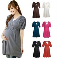 maternity clothing - Loose Sling Maternity Dress Comfortable Clothes for Pregnant Women Summer Tank Clothing for Pregnancy New Fashion
