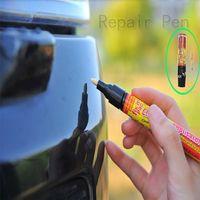 Wholesale Car Scratch Pens - 2pcs Hot Selling Fix It Pro Clear Car Scratch Repair Pen Simoniz Clear Coat Applicator