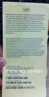 мобильные телефоны оптовых-Wholesale-1000pcs/lot free shipping DHL Wholesale Price mobile phone seal label sticker for  5C Package box sealing strip