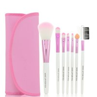 Wholesale makeup brush sets for sale for sale - Group buy 7Pcs Set Make Up Cosmetic Brush Kit Makeup Brushes for sale Toiletry beauty appliances makeup brush MU