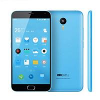 not wifi bluetooth toptan satış-Meizu M2 NOT Flayme4.5 MTK6753 64BIT Octa Çekirdek 5.5inch 1080P 2G RAM 16G ROM OTG Çift Sim Akıllı Telefonlar