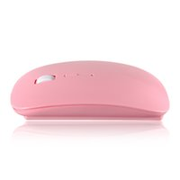 precios del mouse óptico al por mayor-Al por mayor-Precio al por mayor Rosa USB Optical Mouse Inalámbrico 2.4G Receptor Super Slim Mouse Inalámbrico Ordenador PC Portátil de Escritorio ratón ratón sem fio