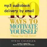 Wholesale Steve Chandler Ways To Motivate Yourself audiobook mp3