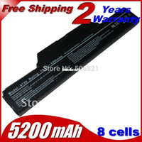 Wholesale Laptop Battery Hp 6735s - Free shipping- Laptop Battery For HP Compaq 510 511 610 Business Notebook 6720s 6730S 6735S 6820S 6830S 6720s CT 6730s CT 4400mah 8cells