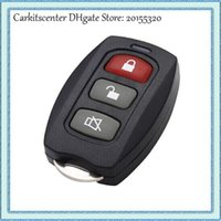 Wholesale Rf Channel Transmitter - Carkitscenter New Three Button Wireless RF Remote Control Auto Duplicator Self Copy Privacy 280MHz-450MHz remote control car key A308