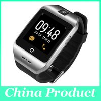 Wholesale Arc Touch - New Arc Design Touch Screen Intelligent smart watch with remote camera support SIM TF Card for ios android Smart Watch phone 010188