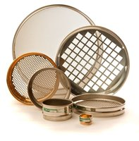 Wholesale Stainless Steel Standard Test Sieve Vibrating Sieve wire mesh Sieve High quality free Sample Factory Since