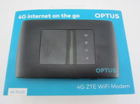 Wholesale Zte Wifi Router - Mobile Pocket Wifi Router 4g lte Wireless Router ZTE mf920v