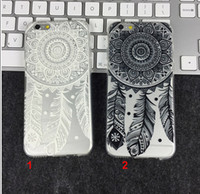Wholesale Iphone Cover Palace Flower - i phone 6s plus cases For Iphone 6s 6s plus Back Cover Plastic Phone Cases Cover With Palace Flower for iphone 6 plus