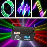 Wholesale Sd Ilda Laser - SD Card 3d laser light with ILDA ,laser lighting,led car door logo laser projector light