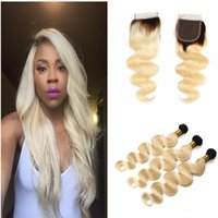 Cheap ombre bundles human hair extensions uk free uk delivery on brazilian hair body wave lace closure with bundles cheap 3 bundles body wave 1b 613 2 pmusecretfo Image collections