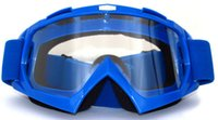 Gros-Motocros Dirt Bike Off-Road Racing Downhill Goggles Windproo Moto Ski de fond Snowboard Lunettes Lunettes