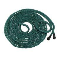 Wholesale Expandable Flexible Garden Hose - New Brand Anself Dark Green Magic Pipe100FT Flexible Ultralight Expandable Garden Hose Latex Material Watering Hose