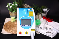 Wholesale Nd Yag Laser Tattoo Removal - 2015 new PROFESSIONAL Nd Yag Laser Eyebrow Machine TATTOO removal Eyebrow cleaner Pigmentation removal Q SWITCH Beauty device Eu tax free