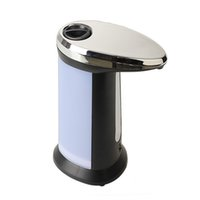 Wholesale Infrared Dispenser - Automatic Touch Free Soap Sanitizer Lotion Dispenser 400ML Infrared Touchless PTSP