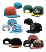 ingrosso cappelli in rete hip hop-Nuovo stile all'ingrosso della maglia mimetico Baseball Cap donne Hip Hop Moda Gorras Vanses cap Bone Snapback cappelli per gli uomini Casquette touca Cappello papà