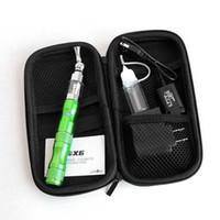 Wholesale Ecig Kts - Ecig X6 Kit KTS Starter Kit X6 Kit X6CC Kit 1300mah EGO Battery X6 Battery Variable Voltage 3.6v-3.8v-4.2v eGo Battery