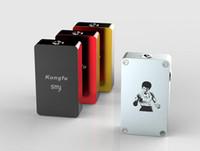 melhores mods de cigarro eletrônico venda por atacado-SMY Mod Kungfu Box Mods smy Kung fu mod E Cigarros melhor mod VS mini Cloupor smy deus 180 eletrônico Eletrônico Vape mod